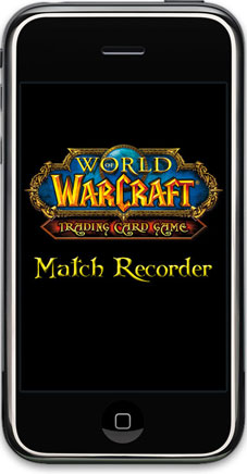 WoW TCG Match Recorder